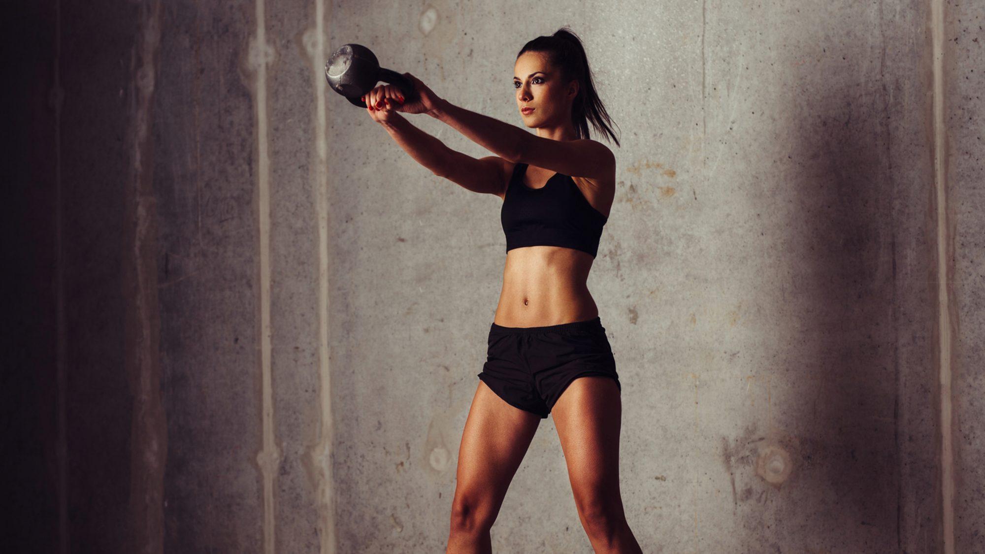 4 motivos para você usar o kettlebell no próximo treino