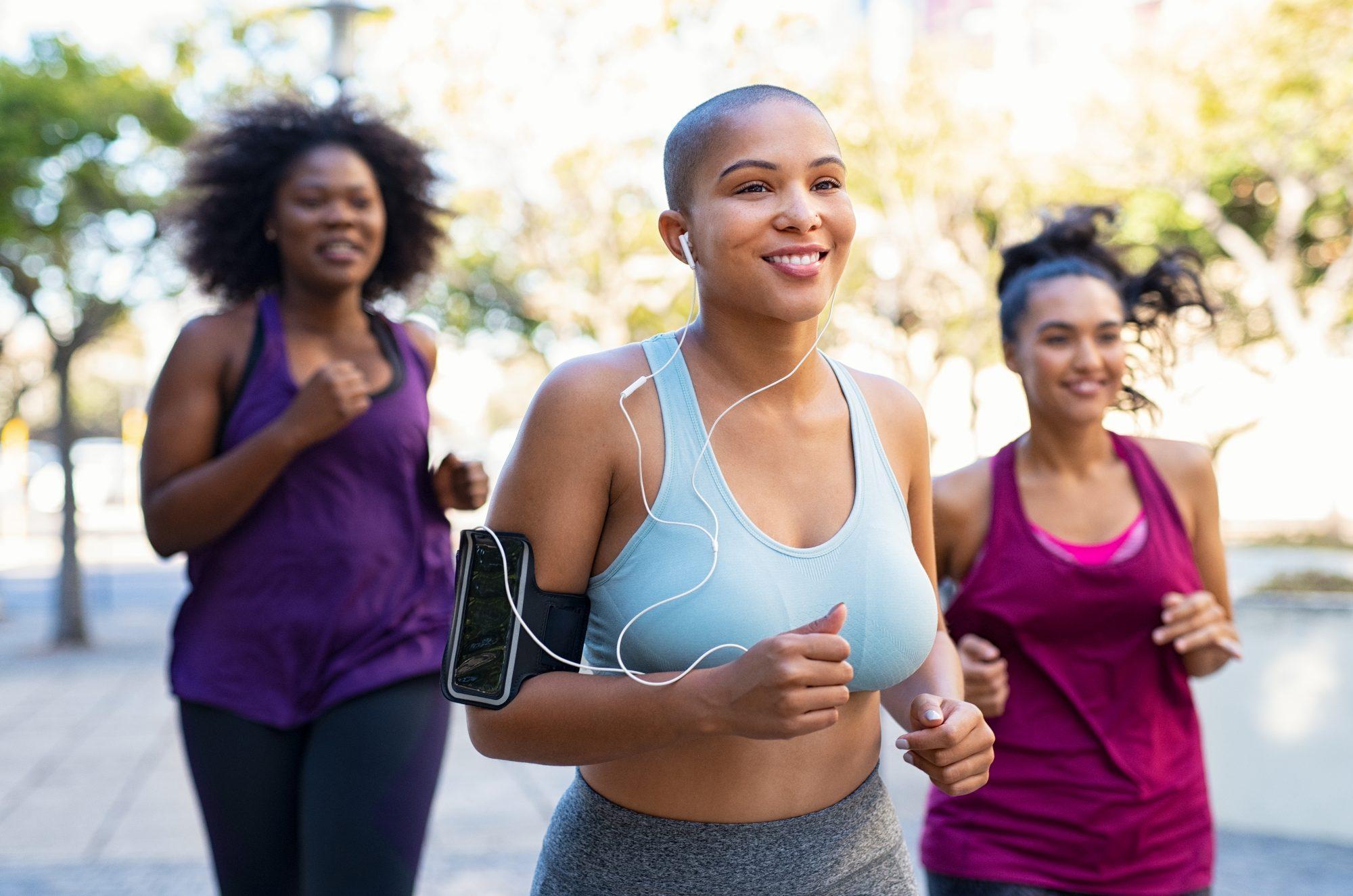 Pela primeira vez, mulheres são maioria nas corridas de rua
