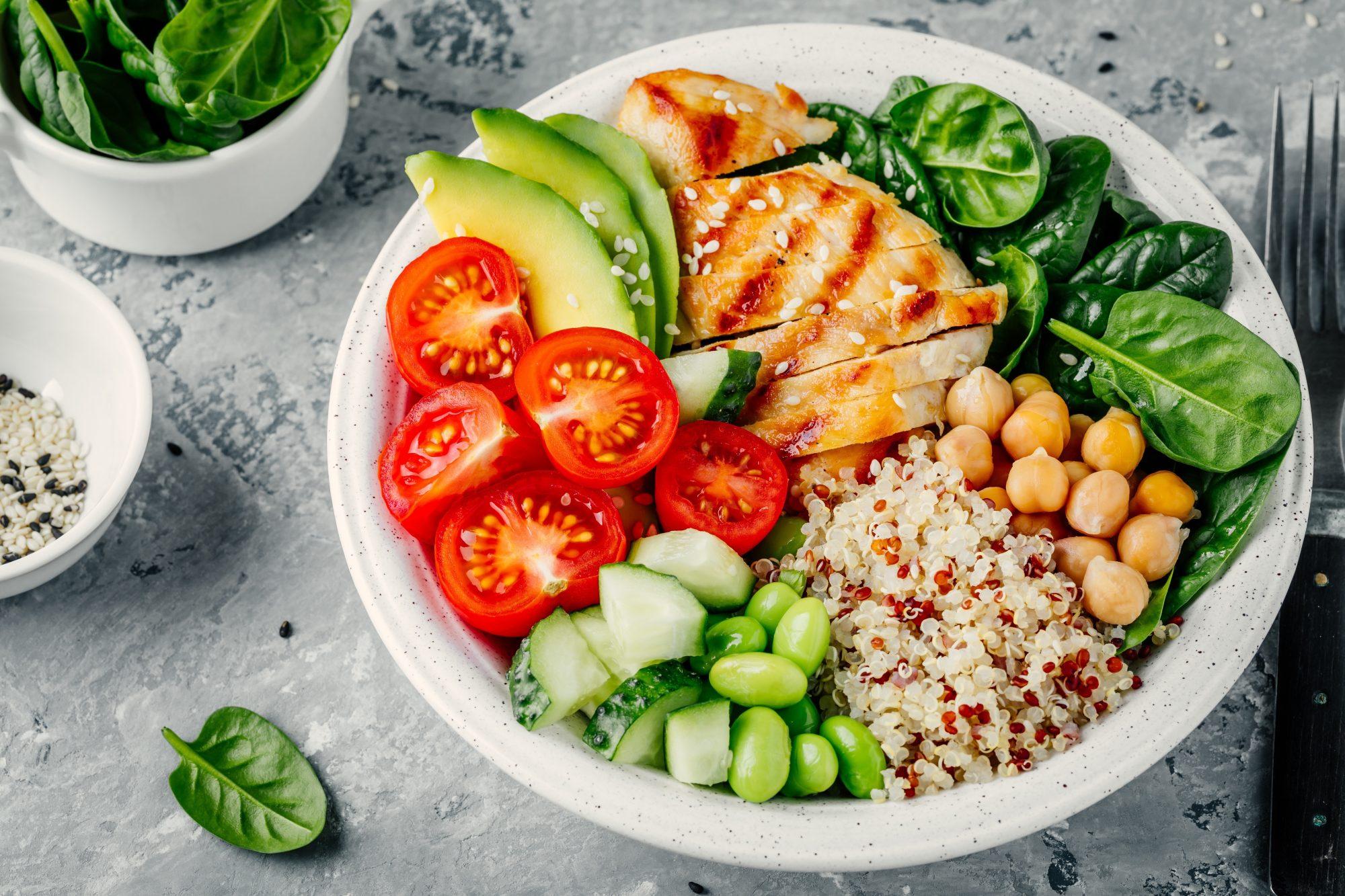 Carboidrato, proteína, gordura… você sabe quanto consumir de cada um?