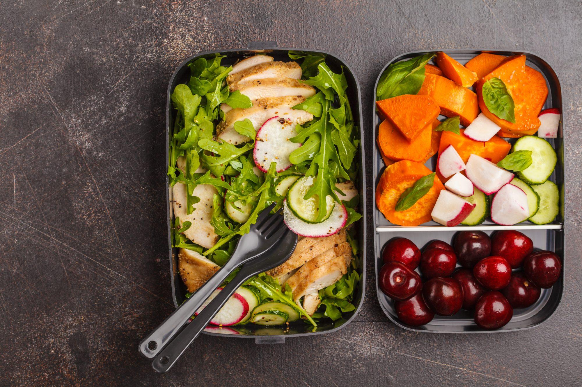 Marmita fit: 5 dicas para você cozinhar uma vez e comer saudável a semana inteira