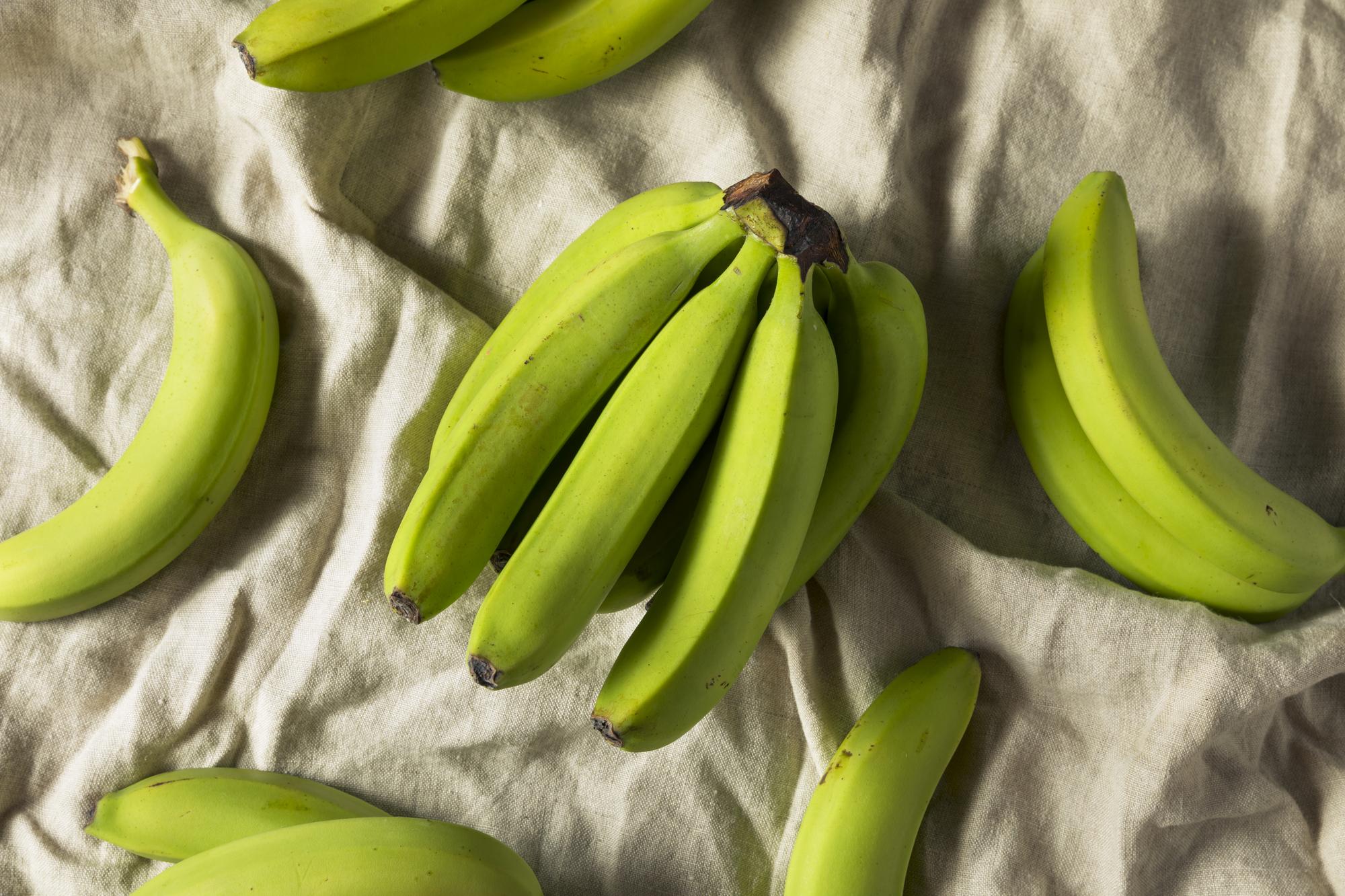 Biomassa de banana verde: como fazer em casa
