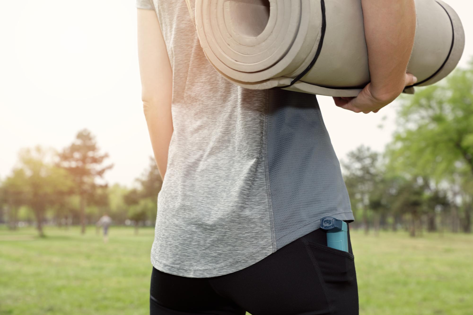 Como a atividade física pode ajudar a reduzir os sintomas da asma