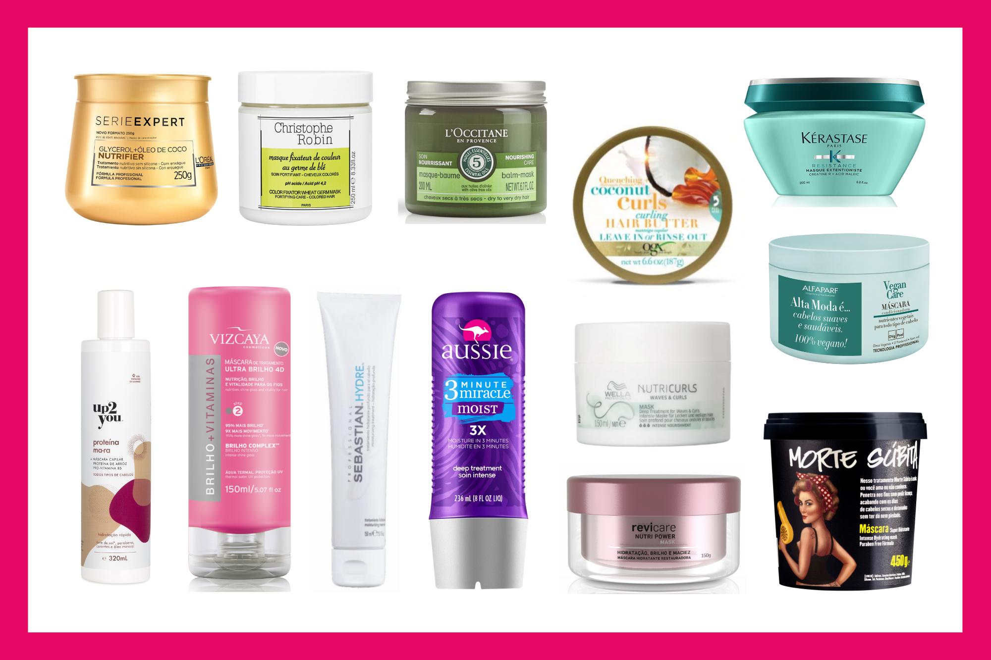 Testamos: as 13 melhores máscaras para hidratar e recuperar o cabelo em casa