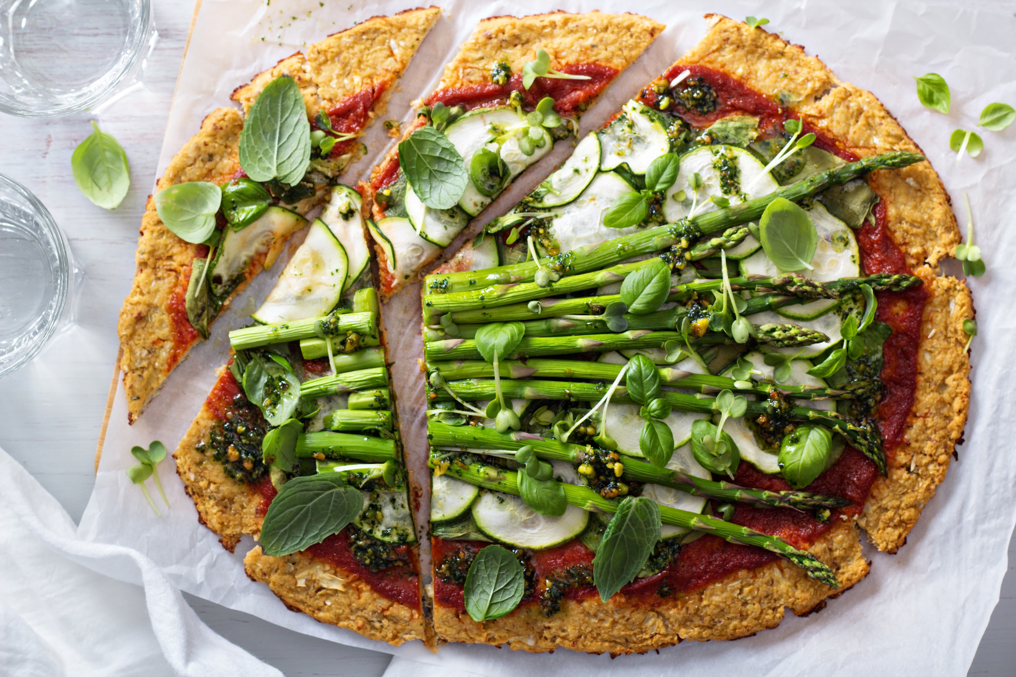 Pizza de couve-flor: com massa low carb, receita fica magrinha!
