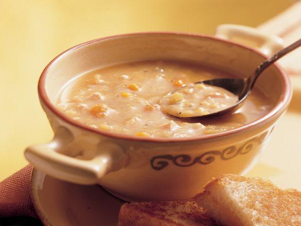 Receita de inverno, creme de grão de bico é rico em fibras e proteínas