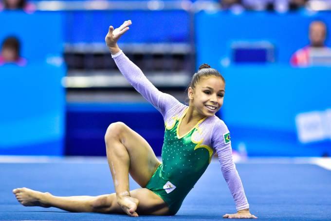 7 dicas de beleza da atleta olímpica Flávia Saraiva