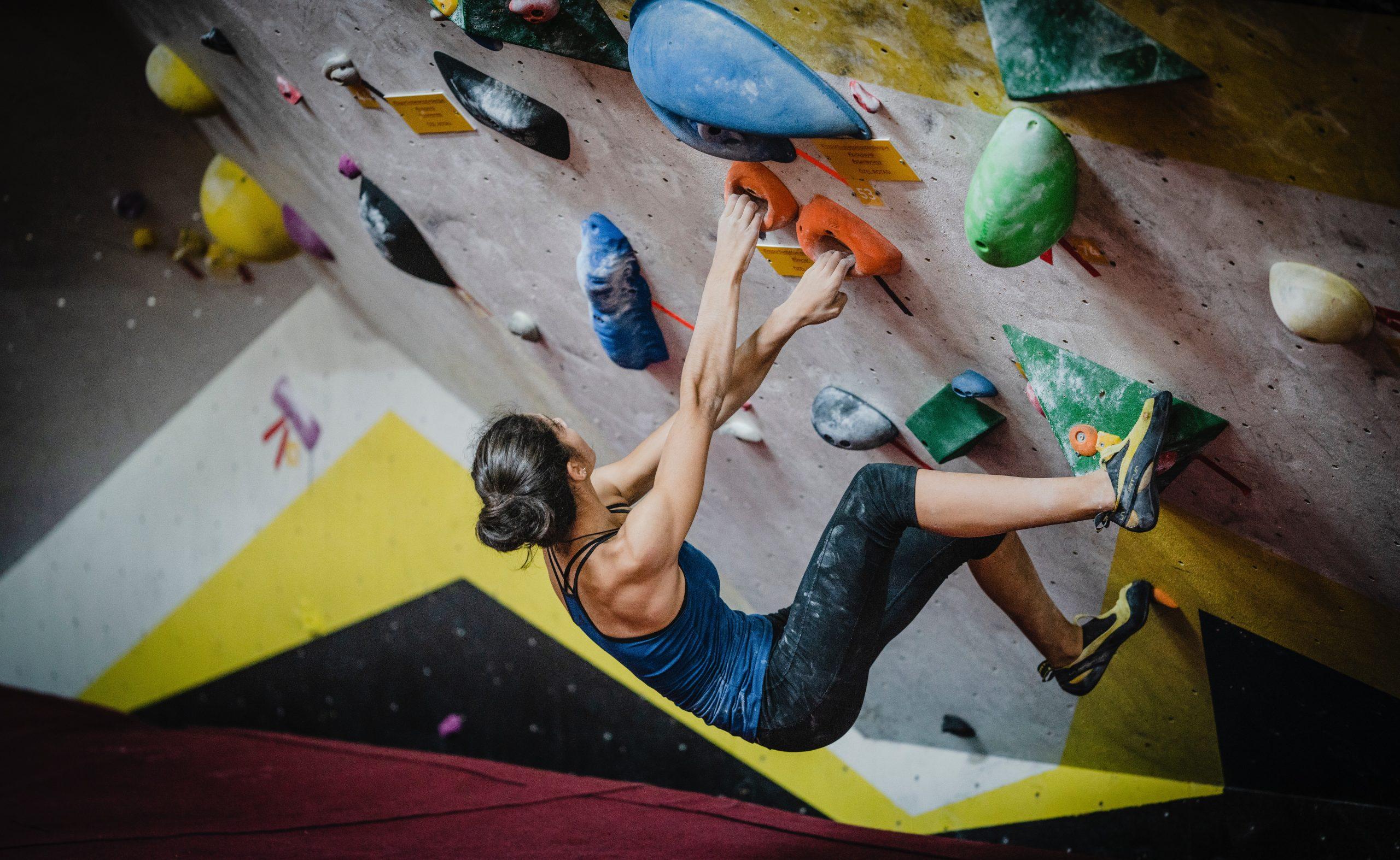Escalada esportiva: como acompanhar a estreia da modalidade nas Olimpíadas